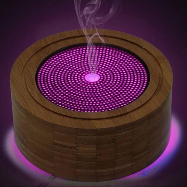 Diffuseur ultrasonique ELIA - 50 m² - ambiance violet