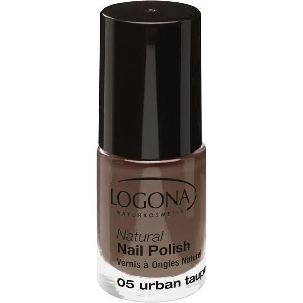 Vernis à ongles naturel n°05 Urban Taupe - Logona
