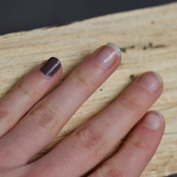 Vernis à ongles naturel n°05 Urban Taupe - Logona - Vue 4
