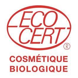 Logo Ecocert pour le savon Bio de beauté au lait d'Ânesse Miel sans parfum – 100 gr – Cosmo Naturel