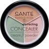 Correcteur de teint 3 couleurs - 6 grs - Sante