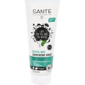 Dentifrice Menthe – 75 ml – Sante