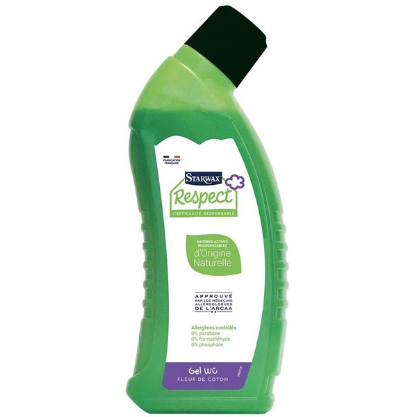Gel WC - 750 ml - Starwax Respect