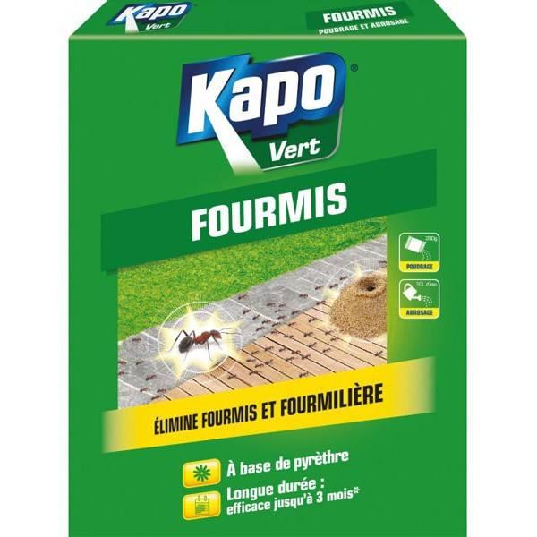 Granulés anti fourmis et fourmilière Japo Vert