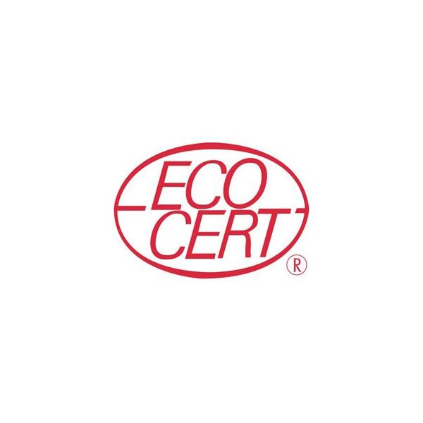 Logo Ecocert pour le savon crème Santal bio Sodasan