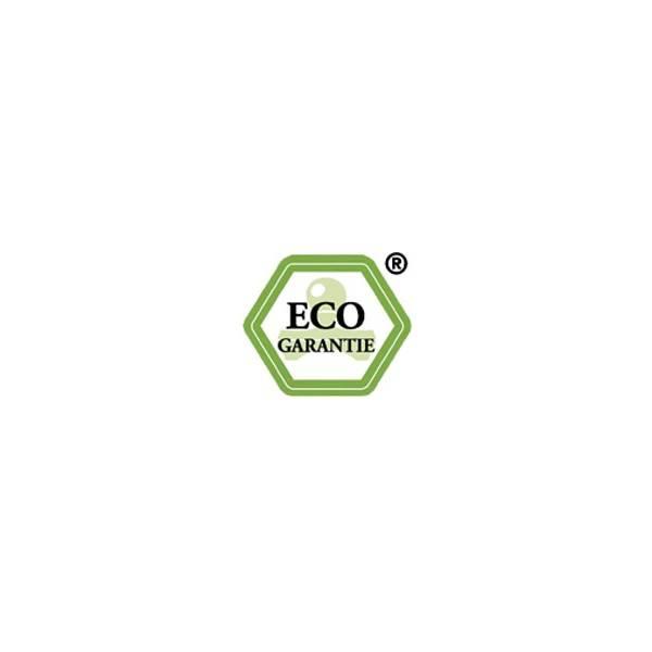 Logo Ecogarantie pour l'huile végétale de noyaux d'abricot Bio – 100ml – Ladrôme
