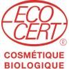 Logo Ecocert pour le lait de Toilette bébé amande douce bio – 500ml – Alphanova