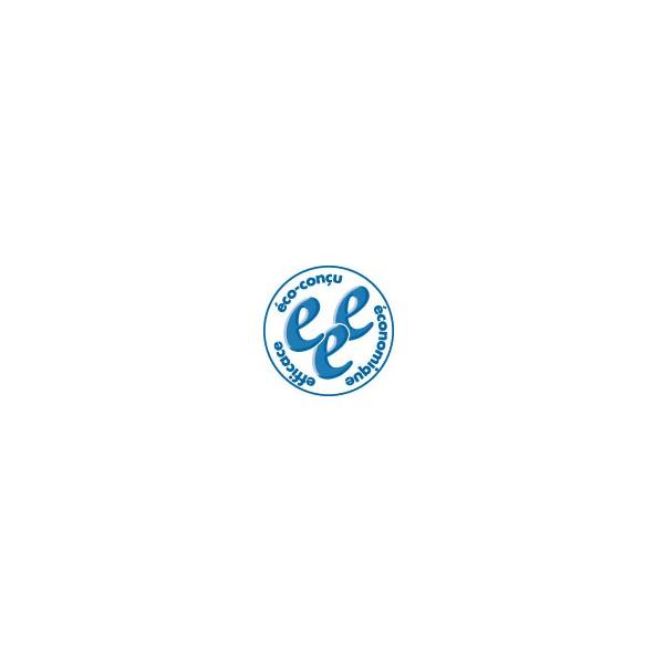 Logo éco-conçue, économique et efficace pour la lessive hypoallergénique Respect Ecodoo