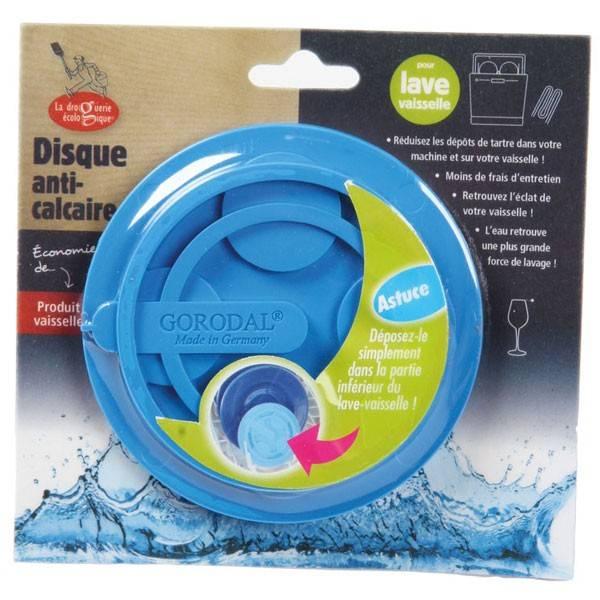 Disque anti-calcaire pour lave vaisselle – La Droguerie Ecologique - Vue 1