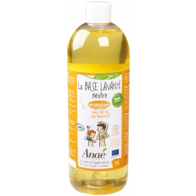 Base lavante neutre multi usage - 1 litre - Anaé