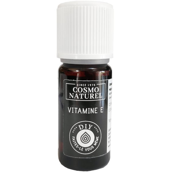 Vitamine E pour cosmétiques - 10 ml - Cosmo Naturel - Vue 1