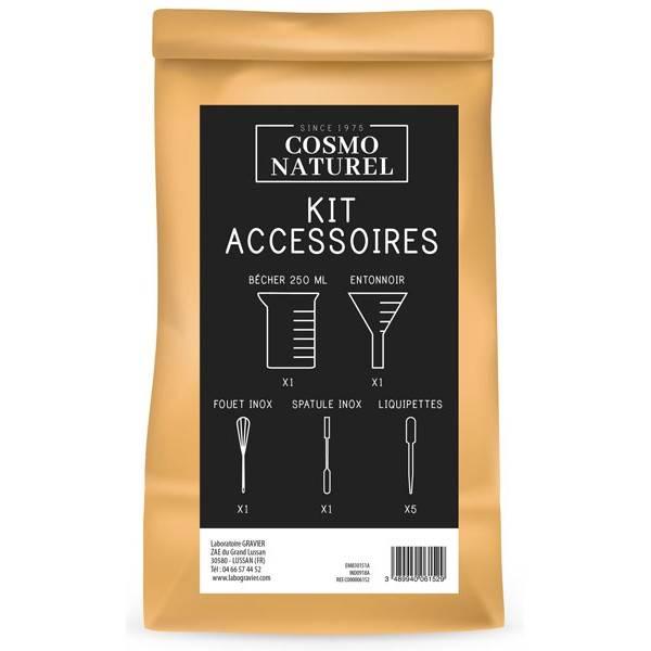 Kit accessoires cosmétiques DIY - Cosmo Naturel