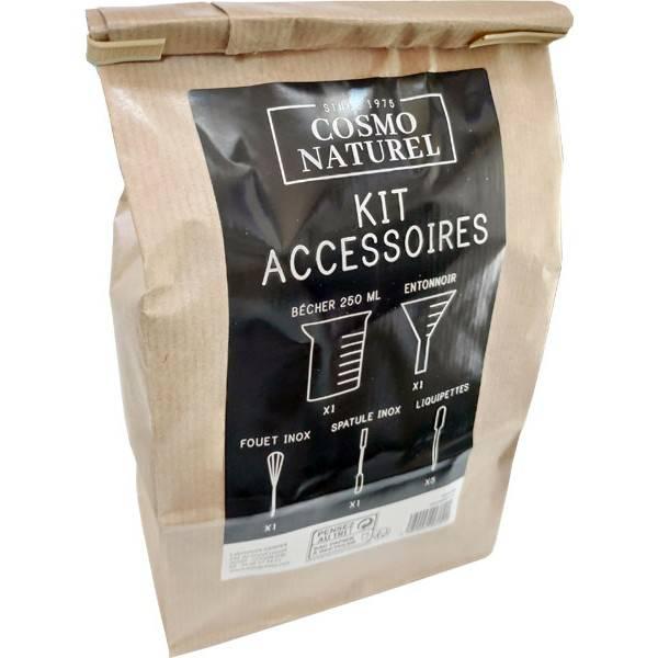 Kit accessoires cosmétiques DIY - Cosmo Naturel - Vue 1