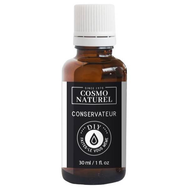 Conservateur DIY pour cosmétiques - 30 ml - Cosmo Naturel