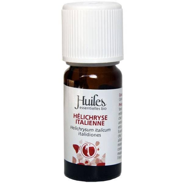 Hélichryse italienne Bio - 2 ml - Huile essentielle Laboratoire Gravier - Vue 2