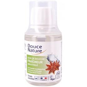 Bain de bouche fraîcheur à l'anis étoilé - 100 ml - Douce Nature