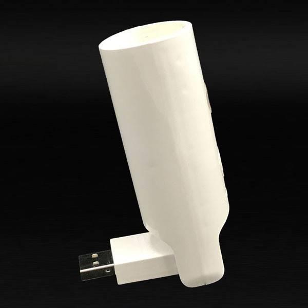 Diffuseur USB Bulia - ultra nébulisation - 60 m² - Vue 8