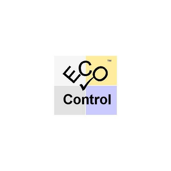 Logo Eco Control pour le gel coiffant Gingko et Caféine Logona Mann