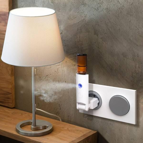 Diffuseur USB Bulia - ultra nébulisation - 60 m² - Vue 12