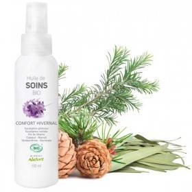 Huile de soins BIO Confort hivernal - 100 ml - Direct Nature