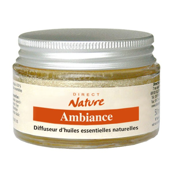Diffuseur éponge Ambiance - Direct Nature – 45 ml