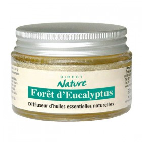 Diffuseur éponge Forêt d'Eucalyptus - Direct Nature – 45 ml