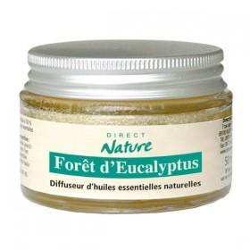 Diffuseur éponge Forêt d'Eucalyptus - Direct Nature – 45 ml