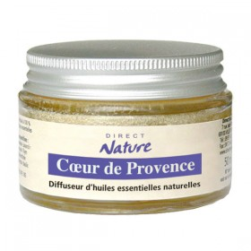 Diffuseur éponge Cœur de Provence - Direct Nature – 45 ml