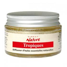 Diffuseur éponge Tropiques - Direct Nature – 45 ml