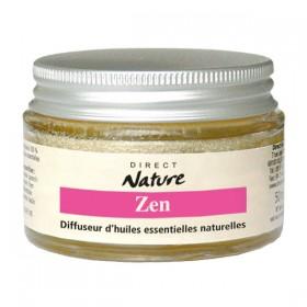 Diffuseur éponge Zen - Direct Nature – 45 ml