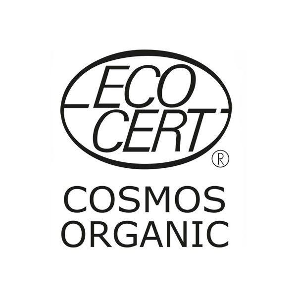 Logo Ecocert pour le gel douceur toilette intime Natur'intim Calendula bio et huile essentielle de géranium bio – 400 ml - Douce