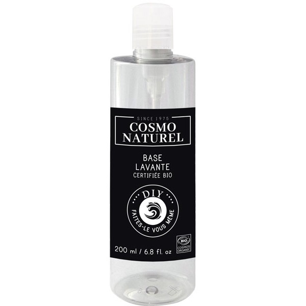 Base lavante Bio - 200 ml - Cosmo Naturel DIY