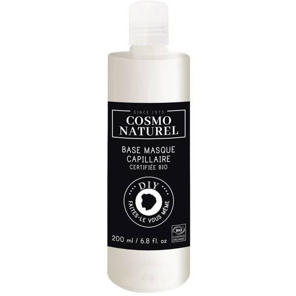 Base masque capillaire Bio - 200 ml - Cosmo Naturel DIY