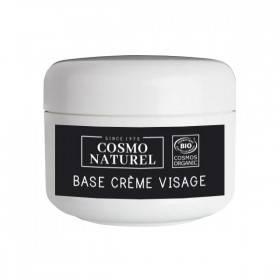 Base crème visage neutre Bio - 50 ml - Cosmo Naturel DIY