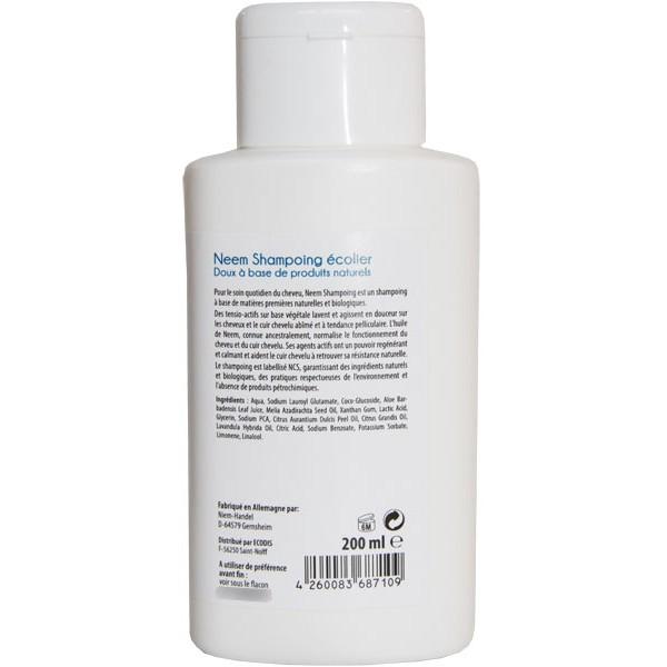 Shampooing Ecolier au Neem - 200 ml - Niem Handel - Vue 3