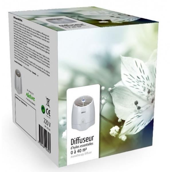 Boîte pour le diffuseur à ventilation Mistral - 40 m² - Direct Nature