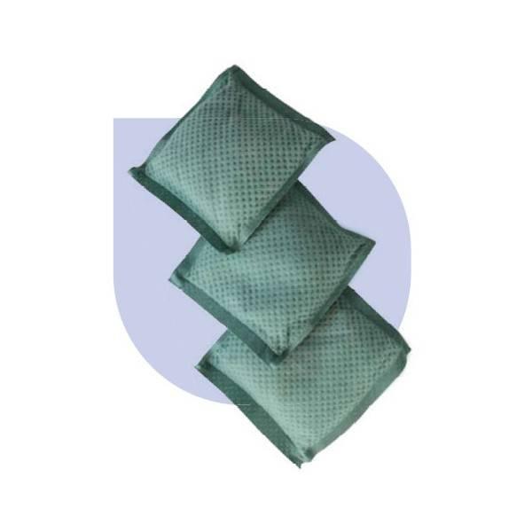 Absorbants d'odeurs pour aspirateur argile et lavande - x3 sachets – Argiletz - Vue 1