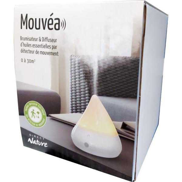 Brumisateur & diffuseur Mouvéa bois blanc - 30 m² - Vue 3