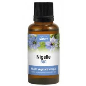 Huile végétale de Nigelle Bio – 30 ml – Direct Nature
