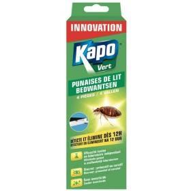 Pièges à punaises de lit x4 - Kapo Vert