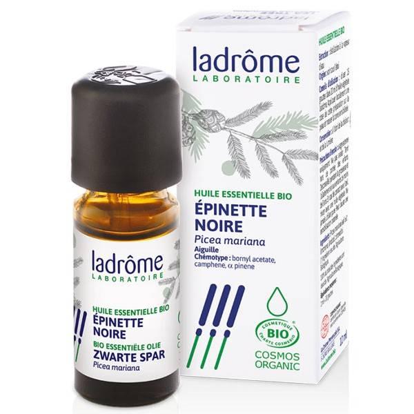 Epinette noire Bio - Aiguilles - 10 ml - Huile essentielle Ladrôme