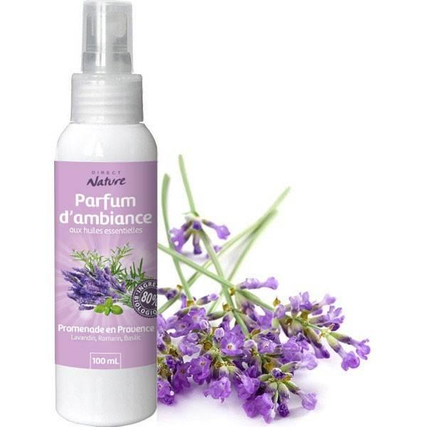 Spray Promenade en Provence – 100 ml - Direct Nature