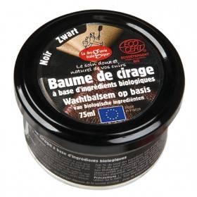 Baume de cirage noir – 75 ml – La Droguerie Écologique