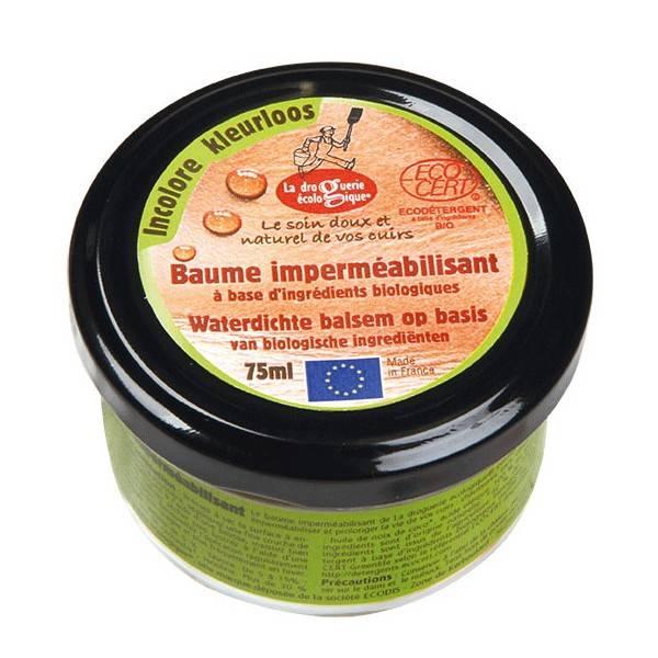 Baume imperméabilisant naturel pour le cuir – 75 ml – La Droguerie Écologique