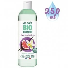 Crème de douche Figue Vanille bio - 250 ml - Je suis Bio