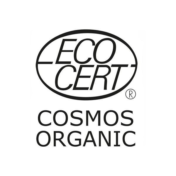 Logo Cosmos Organic pour le gel douche Cédrat bio et Bambou bio 1000 ml