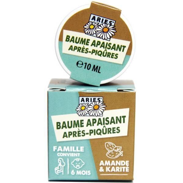 baume apaisant après-piqûre famille Amande Karité Lavande – 10 ml – Aries - Vue 3
