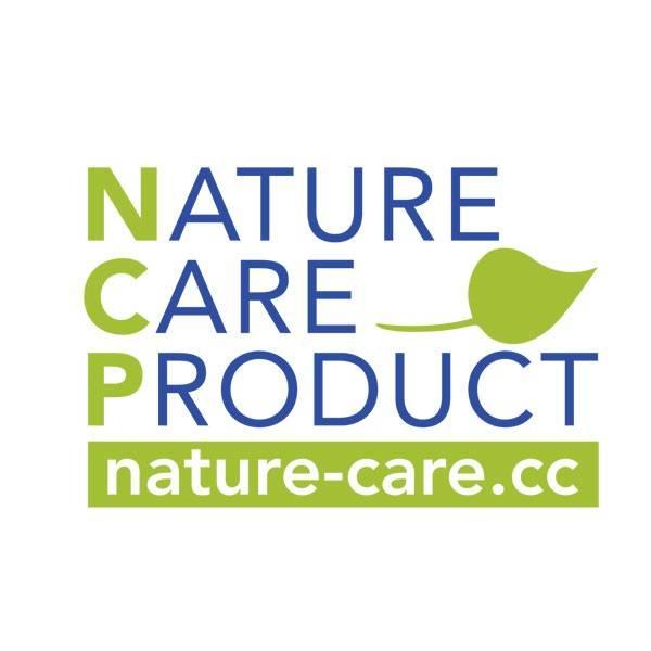 Logo Nature Care Product pour la brume d'été à la citronnelle Aries