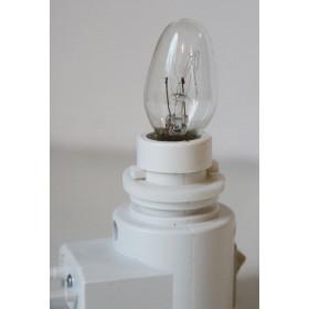 Ampoule pour diffuseur électrique veilleuse