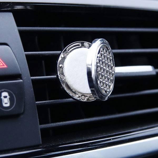 Lot de 5 tampons pour diffuseur clip voiture - Vue 2